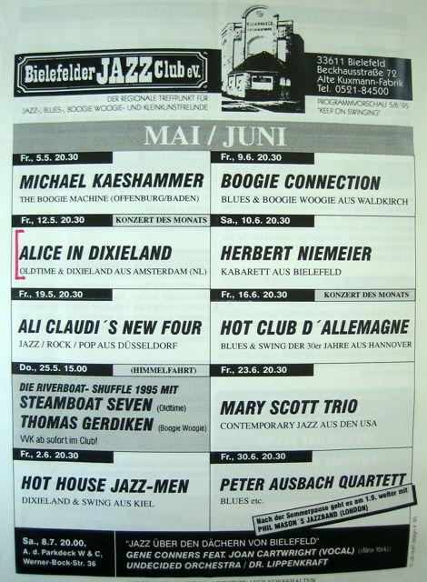 1995 Bielefeld