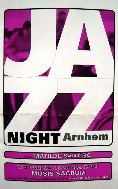 2001 Arnhem