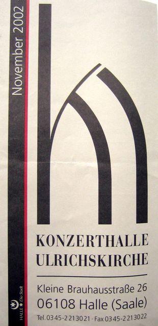 2002 Halle