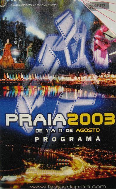 2003 Azoren