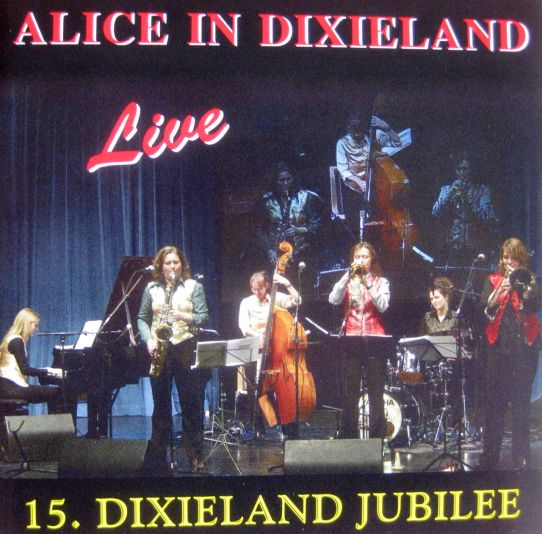 Alice CD 2011