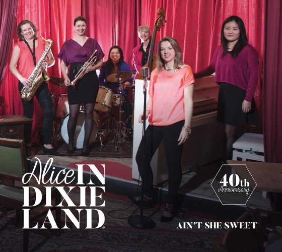 Alice in Dixieland CD